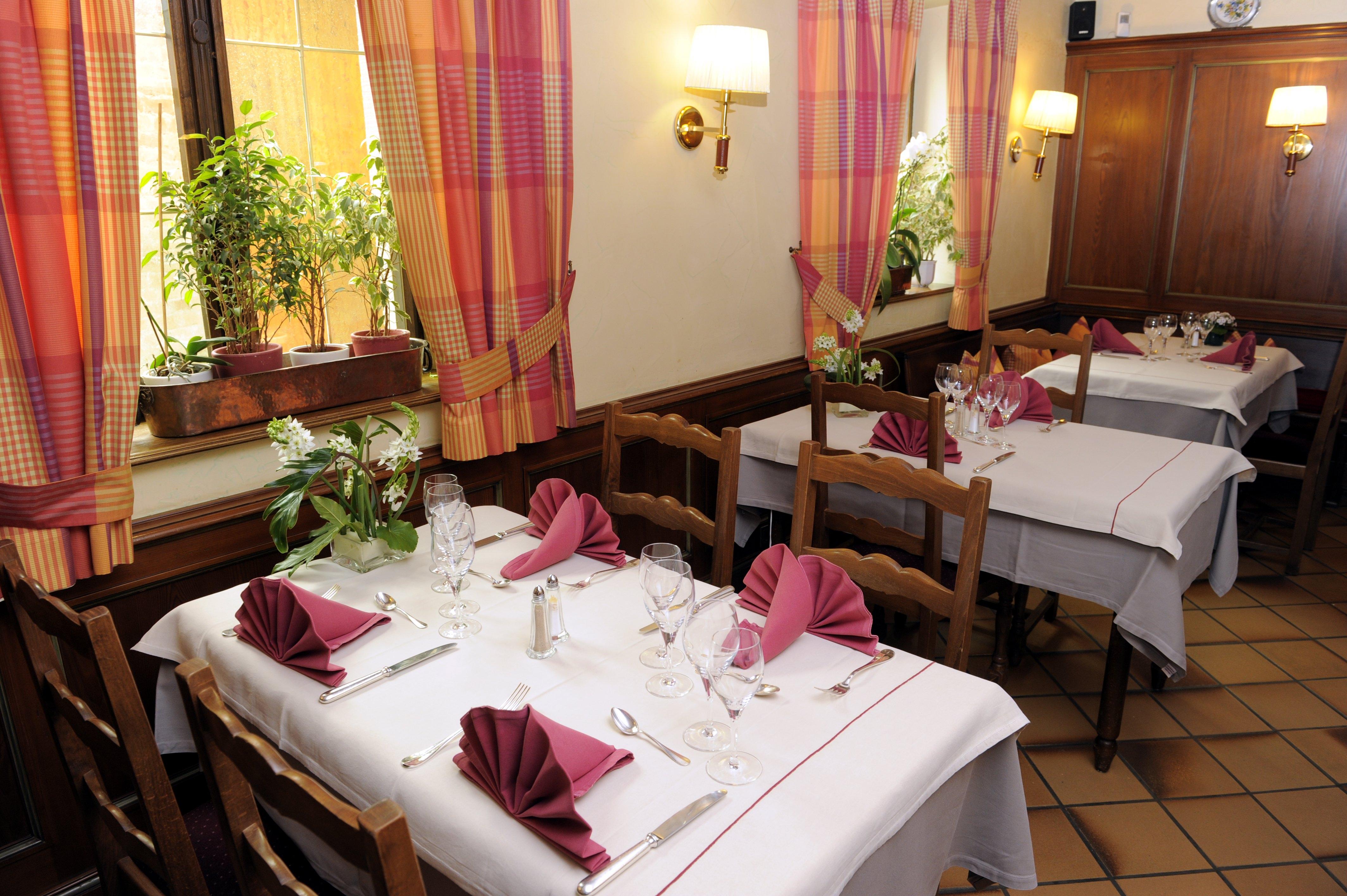 Salle restaurant Etoile Mittelhausen