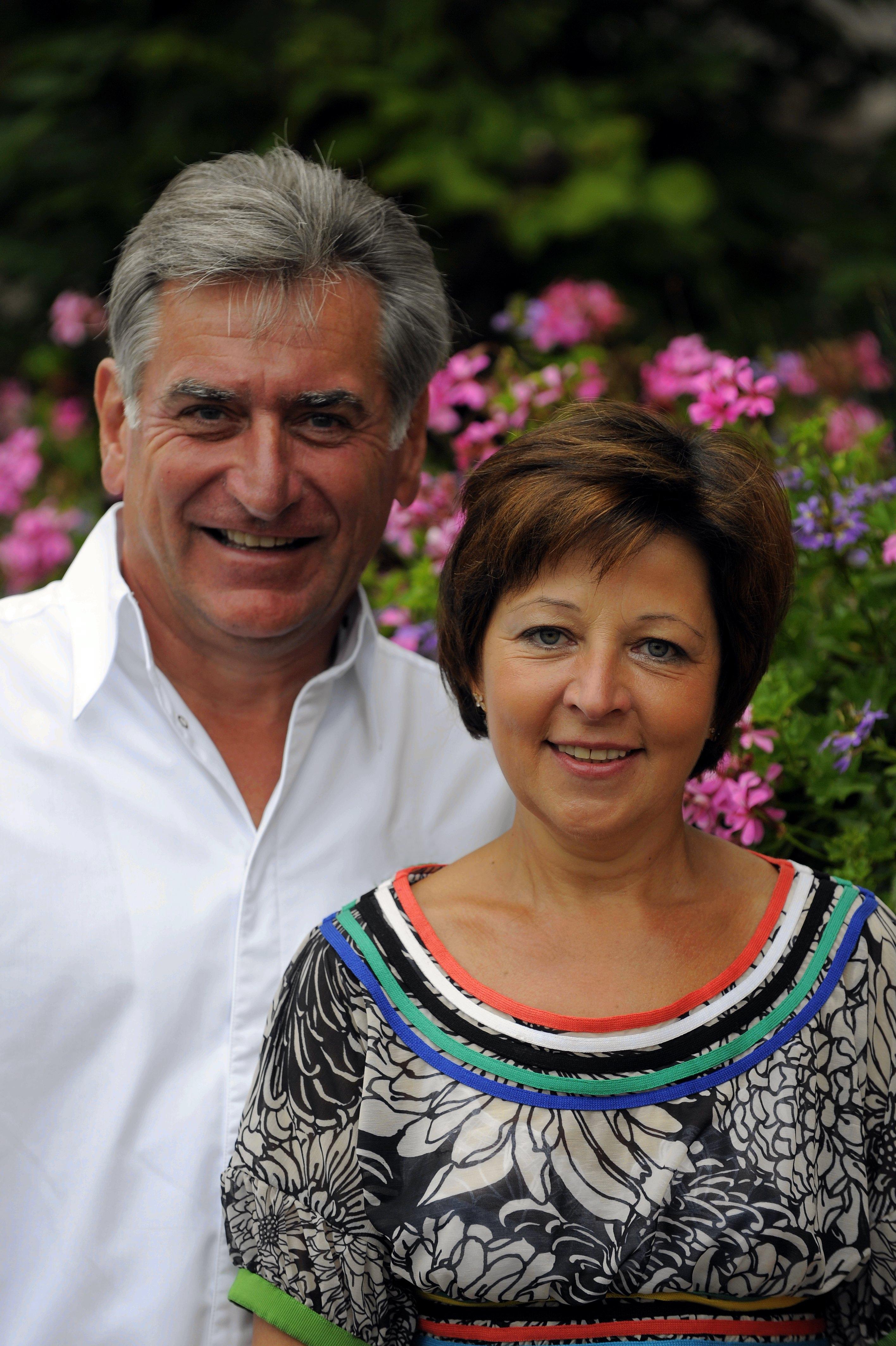 Jacques et Chantal Bruckmann