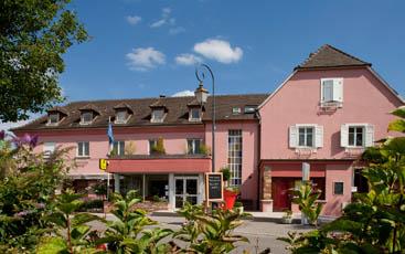 Hotel-Restaurant la Palette à Wettolsheim