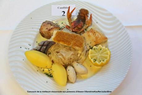 assiette-michel-reuche-tire-bouchon-vainqueur-concours-choucroute-poissons-2015