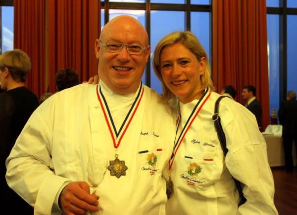 Maîtres cuisiniers de France, Sylvie Grucker et Joseph Leiser