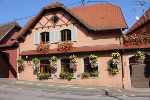 Au Tilleul à Dahlenheim