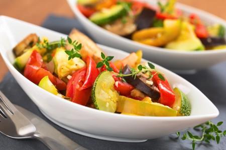 Poelée de légumes du soleil par les Chefs d'Alsace