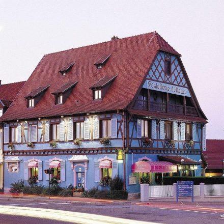 Hostellerie d'Alsace – FLORANGE Ismael