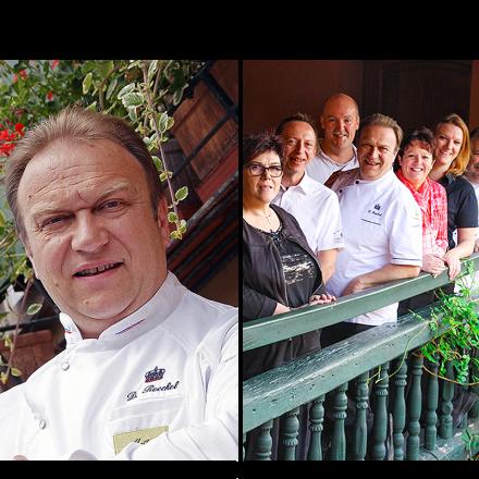 Restaurant  A la Couronne – ROECKEL Didier