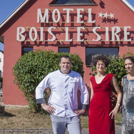 Hôtel Restaurant Au Bois le Sire -David FLORENCE, Thomas CAZE & Virginie GARNIER