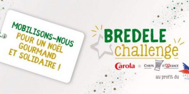 Les Chefs d'Alsace et Carola relèvent le « Bredele Challenge » !